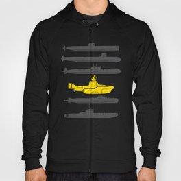 Know Your Submarines Nautical Submarine Underwater Ship  Hoody