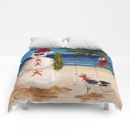 Christmas Sandman Comforters