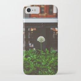 New York Garden iPhone Case