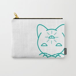 Cat Mystic Carry-All Pouch
