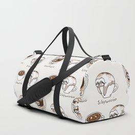 Slow Life Coffee Duffle Bag