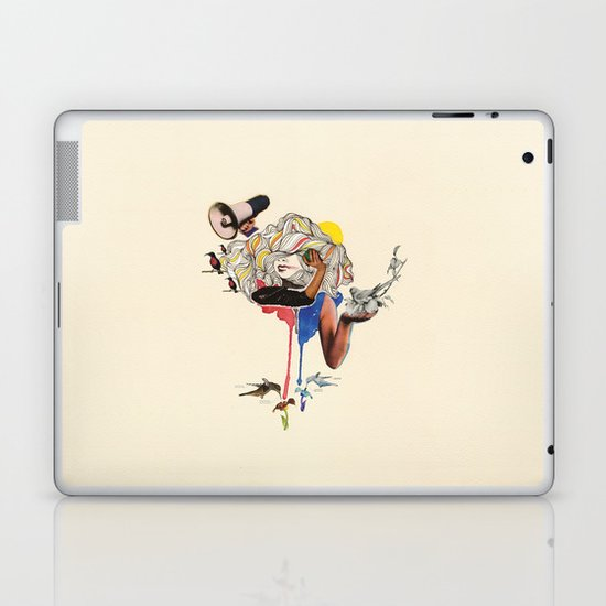 Voicething Laptop & iPad Skin