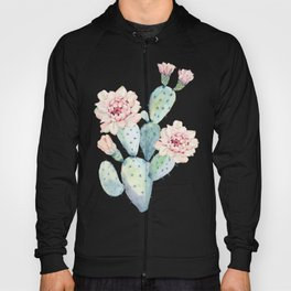 The Prettiest Cactus Hoody