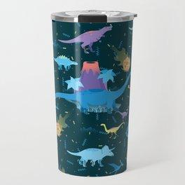 Funky Dinos Travel Mug