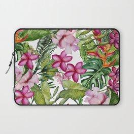 Tropical Garden 3 Laptop Sleeve