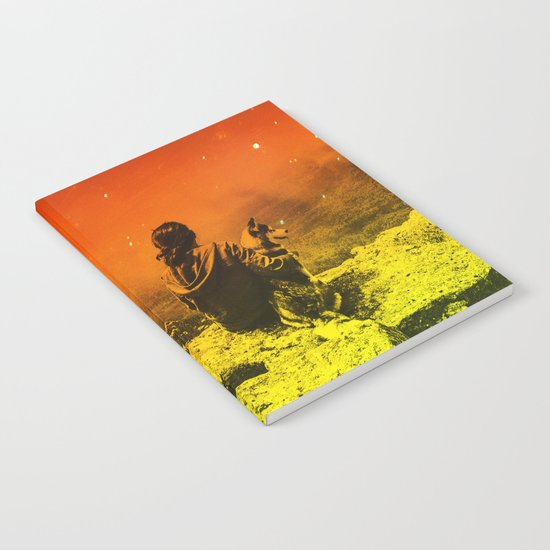 Burning Hill Notebook