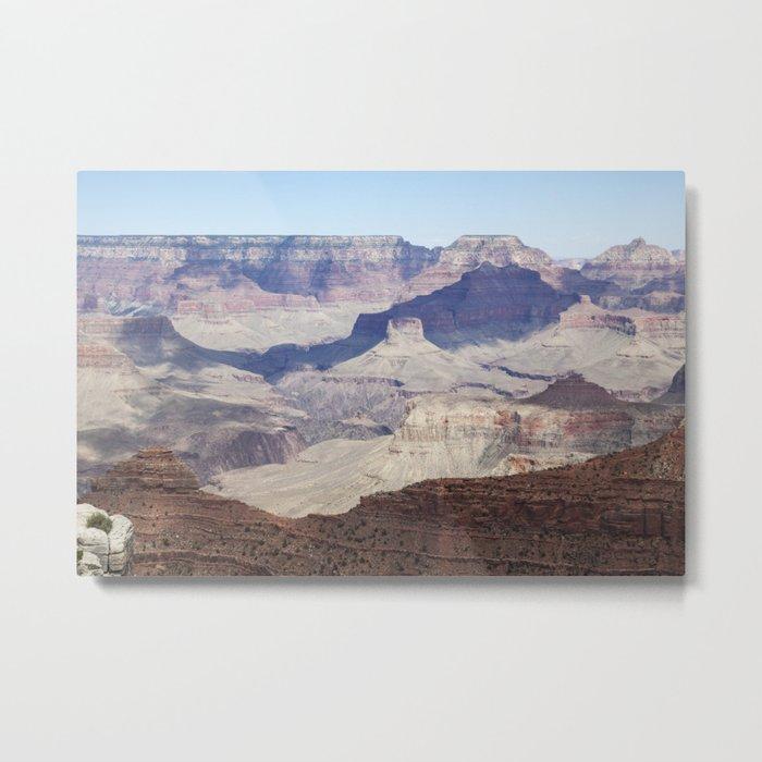 Grand Canyon Mather Point Metal Print