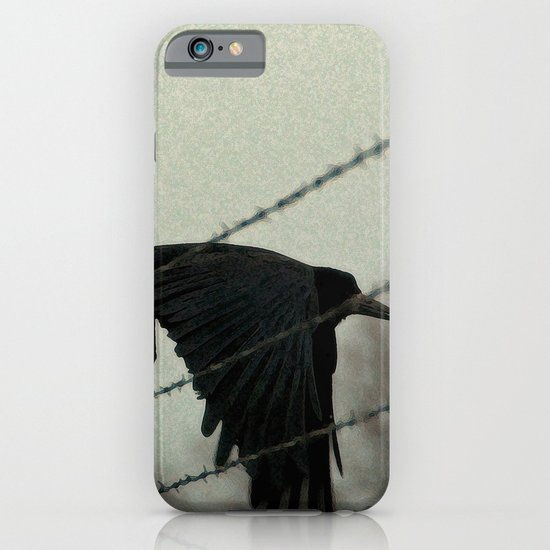 No fences can hold me iPhone & iPod Case