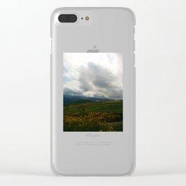 Nature Giresun Clear iPhone Case