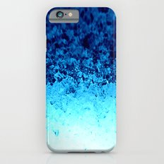 Blue Crystal Ombre iPhone 6 Slim Case