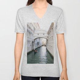 Venice Canals Unisex V-Neck