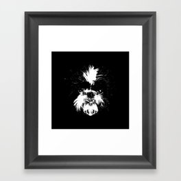 Shih Tzu! Framed Art Print