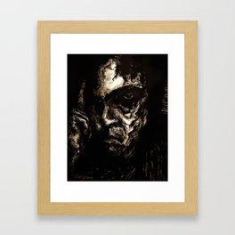 ASP #1 Framed Art Print