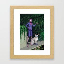 Zambu & Melmoth Framed Art Print