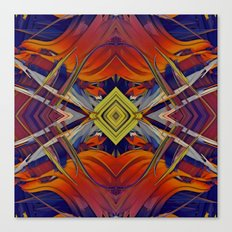 Boldness of Color Canvas Print