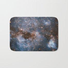 Papillon Nebula Galaxy Bath Mat