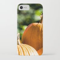 vegetable iPhone & iPod Cases featuring  autumn vegetable by Karl-Heinz Lüpke