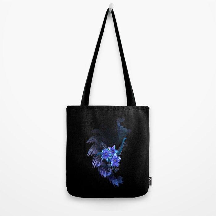 Flower Fantasy Tote Bag