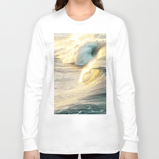 Nautical Crash Long Sleeve T-shirt