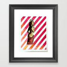 Harbinger 2 Framed Art Print