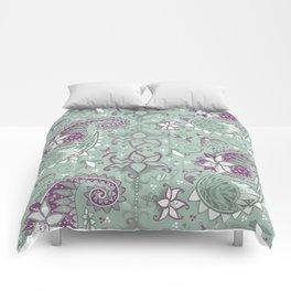 Filigreed Comforters