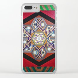 The Three Ages II Clear iPhone Case