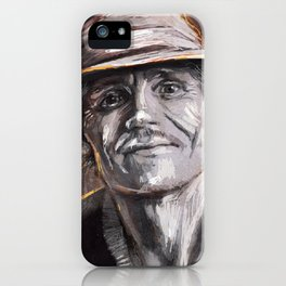 ChetBaker iPhone Case