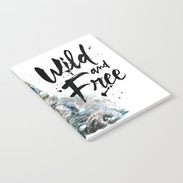 Lynx Wild and Free Notebook