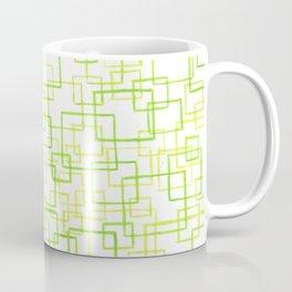 #52. JOJO - Squares Coffee Mug