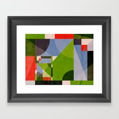 Velas 253 Framed Art Print