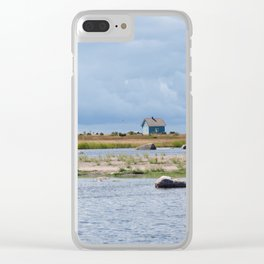 Nordic Idyll Clear iPhone Case
