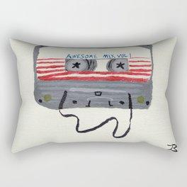 Mix Tap Rectangular Pillow