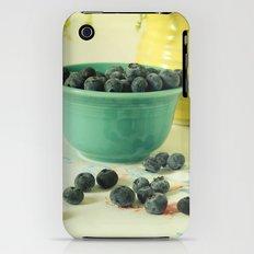 Blueberries Slim Case iPhone (3g, 3gs)