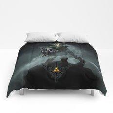 Legend Of Zelda - Skyward Sword Comforters