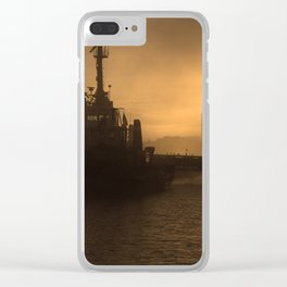 Waterford Harbour Clear iPhone Case