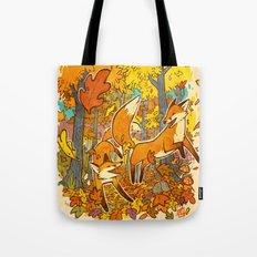Autumn Eternal  Tote Bag
