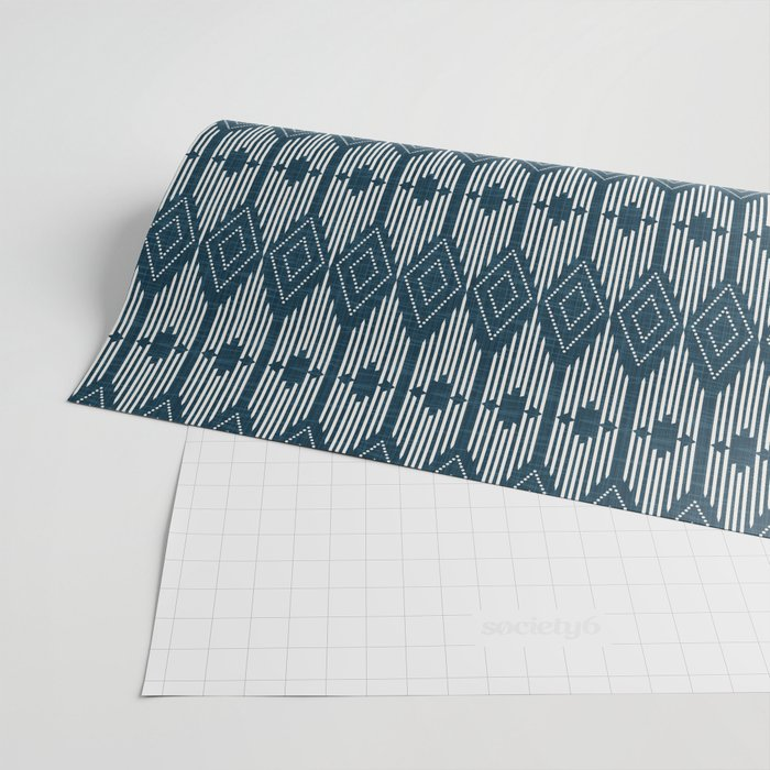 West End - Midnight Wrapping Paper