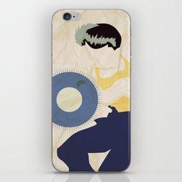 Yusuke  iPhone Skin