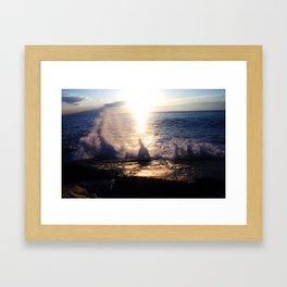 Sunday Morning Euphoria #4 Framed Art Print