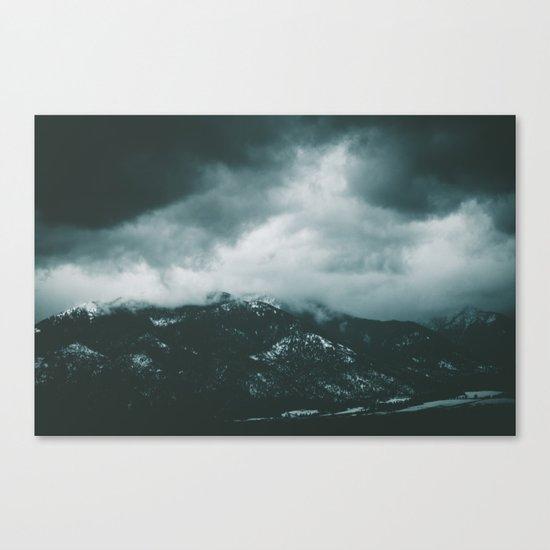 Blue Mountains II Canvas Print
