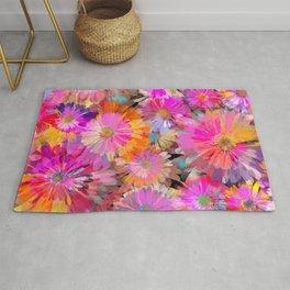 Flower carpet 49 Rug