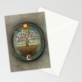 Ouroboros Stationery Cards