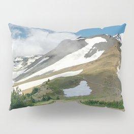 Mount Rainer Wonderland Pillow Sham