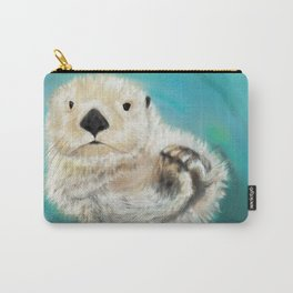 You Otter Chill Carry-All Pouch