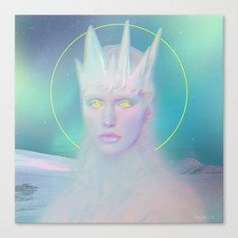 Aurora Canvas Print