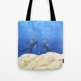 Knarly Tote Bag