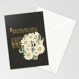 Sprouted Stationery Cards