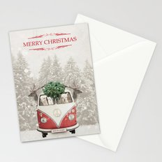 NEVER STOP EXPLORING - X-MAS Stationery Cards