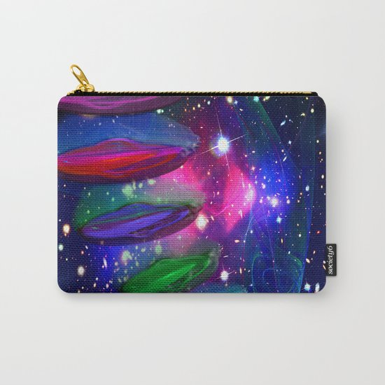 Intergalactic Invasion Carry-All Pouch
