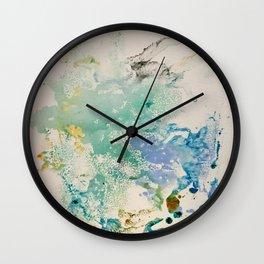 Meditative Conclusion Wall Clock